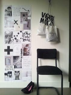 Lisanne van de Klift: Inspiration Wall
