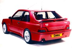 peugeot 309 dimma 309 Gti, Peugeot 204, Automobile, Go Kart, Car Manufacturers, Police Cars, Vintage Cars, Antique Cars, Fiat