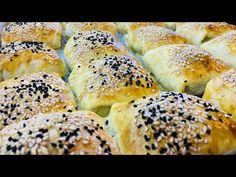 Talaş Böreği Tarifi- Hazır yufkadan Pratik Bagel, Bread, Food, Brot, Essen, Baking, Meals, Breads, Buns