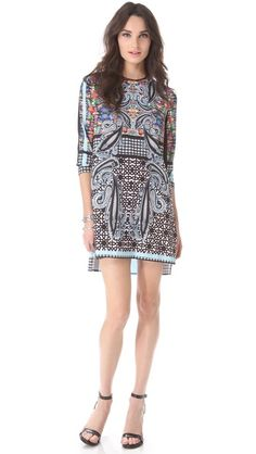 BOUGHT! *amazingggg***Clover Canyon Spice Market Dress****