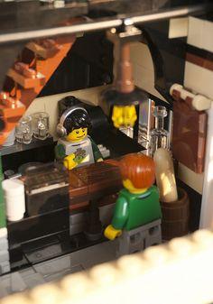 Lego - C:\ Coffee Shop | Flickr - Photo Sharing!
