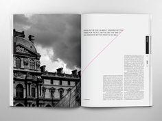 Objekt Magazine on Editorial Design Served