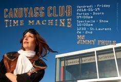 The Time Machine, Cabaret, Burlesque, Event Ticket, Festivals, Campaign, Events, Content, Medium