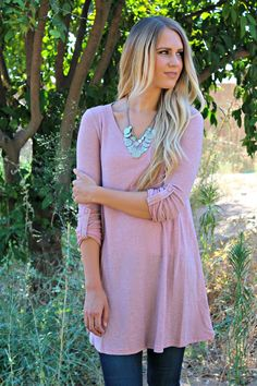 Luxe Sweater Tunic   High Quality!   Jane