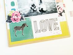 FAMILY Clipboard - Bylaeti - Crate Paper - SHINE Collection