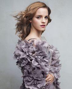 Emma Watson. Photograph by Patrick Demarchelier.