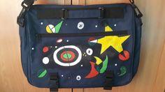 Bandolera estilo Miró