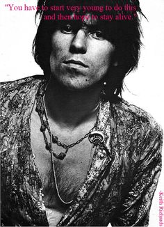 Keith Richards Quote 49