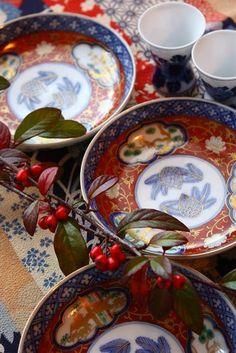 Japanese tableware