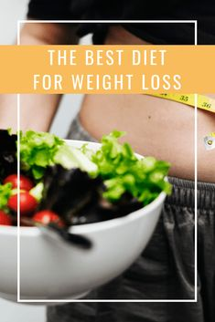 Are you looking for information about how to lose weight? Did you know that certain weight loss diets are better than others? Find out which diet is best! #weightloss