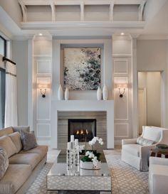 Fireplace mantels idea