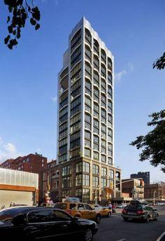 200 Eleventh Avenue New York, NY. Selldorf Architects