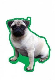 Hundemotiv DuftbäumeDuftbaum-Wunderbaum: Mops