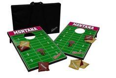 University of Montana Cornhole Bean Bag Toss Game