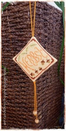 Herbst by Martina Stitching, Gold Necklace, Beautiful, Jewelry, Fall, Costura, Stitches, Jewels, Sewing