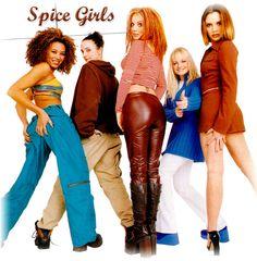 1990s - Spice Girls