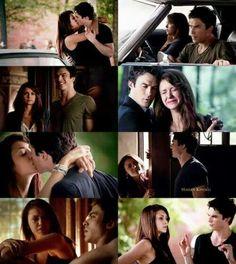 Ian Somerhalder Vampire Diaries, Vampire Diaries Damon, Vampire Dairies, Vampire Diaries The Originals, Delena, Mystic Falls, Attractive Guys, Damon Salvatore, Nina Dobrev