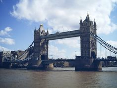I always love the view of Tower Bridge. #London #TowerBridge