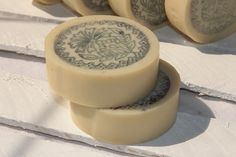 handmade soap with menthol