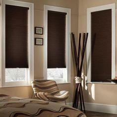 Blinds.com Gallery - Color Espresso Blackout #BlindsComWin