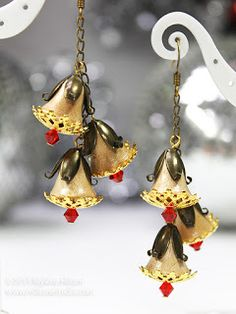 As a tribute to our Aussie bush, these gumnut earrings are inspired by the…