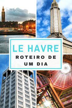 Guia de visita de Le Havre, França