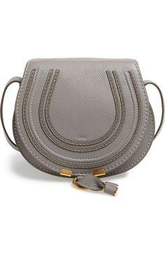 f48640e377a9 Main Image - Chloé  Mini Marcie  Leather Crossbody Bag Chloe Mini Marcie