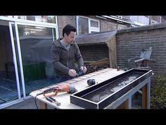 Eigen huis & tuin |Afl.37| Bar van beton maken deel 1