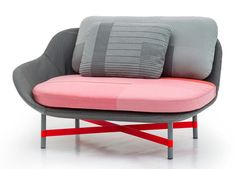 one arm wide chair/ armchair: via design milk on facebook.