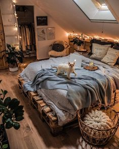 Cute Bedroom Decor, Cute Bedroom Ideas, Room Design Bedroom, Stylish Bedroom, Room Ideas Bedroom, Bedroom Inspiration Cozy, Decor Room, Bedroom Designs, Modern Bedroom