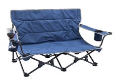 Camping & Outdoors Furniture and Bedding : Festival Twin Chair