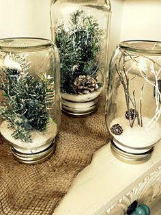 32 Ways to Redo, Reuse, Repurpose Vintage Mason Canning Jars
