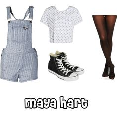 Maya Inspired Fashion From Girl Meets World