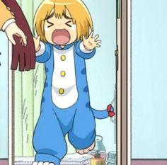 Armin-- attack on titan junior high! Wooo So cute ❤