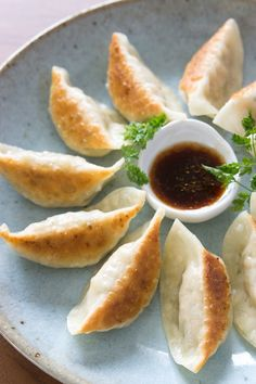 RecipeTin Eats | 21 Authentic Japanese VEGAN Recipes | Vegan Gyoza