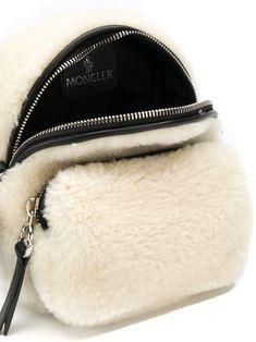 Leather Pouch, Leather Shoulder Bag, Fashion Handbags, Fashion Bags, Fur Backpack, Fur Bag, Diy Handbag, Unique Bags, Beautiful Handbags
