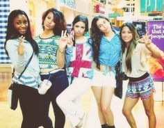 Fifth harmony just announced that their album 'Reflection' is set to be released in November.............YAYYYYY!!!
