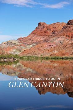 Lake Powell Boat Tours + Your Essential Guide to Glen Canyon National Park in Arizona and Utah // Local Adventurer Capitol Reef National Park, Grand Canyon National Park, National Parks, Arizona Attractions, Glen Canyon Dam, Lake Powell, Arizona Travel, Boat Tours, Best Hikes