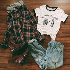 Looks despojados ❤