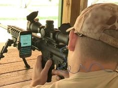 inteliSCOPE Smartphone RifleScope | Gun Camera | Smartphone gun scope