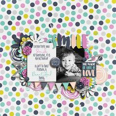 Layout using {A Beautiful Thing} Digital Scrapbook Kit by Wild Dandelion Designs available at Sweet Shoppe Designs http://www.sweetshoppedesigns.com//sweetshoppe/product.php?productid=33138&cat=&page=1 #wilddandeliondesigns