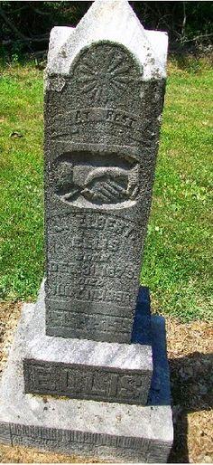 Western Kentucky Genealogy Blog: Tombstone Tuesday - J. Elbert Ellis #genealogy