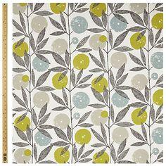 Buy Scion Blomma Furnishing Fabric Online At Johnlewis.com
