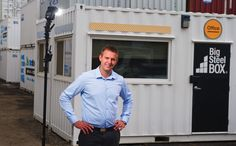BigSteelBox Structures are repackaging shipping containers as mobile labs in Alberta oil country