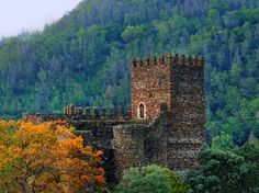 Castelo medieval Lousã - PORTUGAL