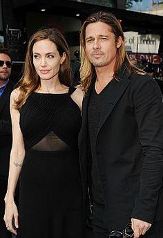 World War Z premiere | Angelina Jolie