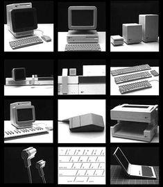 Hartmut Esslinger's Amazing Apple Mac Prototypes