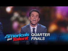 Oz Pearlman: Mentalist Uses Instagram to Blow the Judges' Minds - America's Got Talent 2015 - YouTube