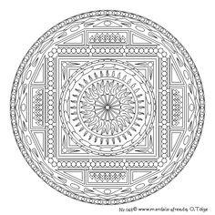 69b2f0c4bd26baf73b6686a5327fa83d mandala tattoo coloring sheets