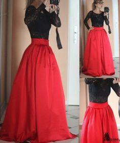 dlhá saténová sukňa - Hľadať Googlom